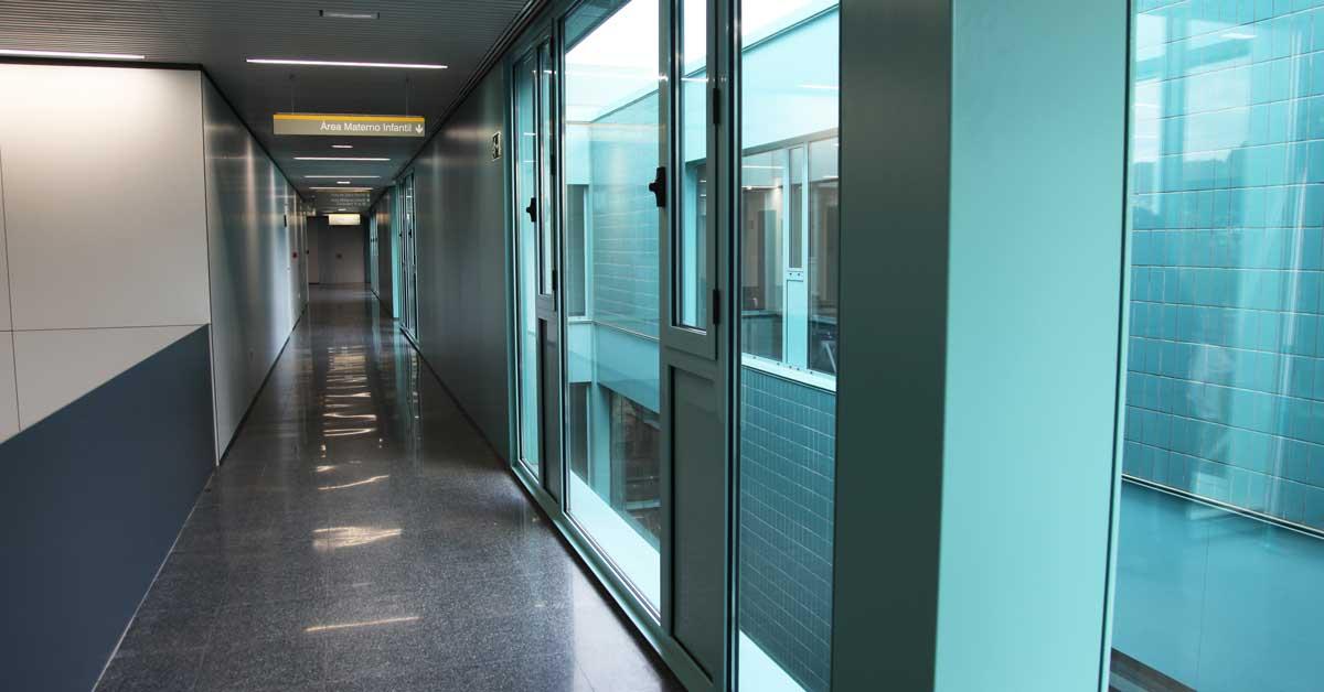 Tancaments Del Nou Ambulatori Al Sector Llevant De Viladecans