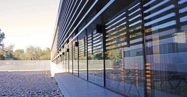 Enclosures For The New Sant Pere De Ribes Outpatient Clinic