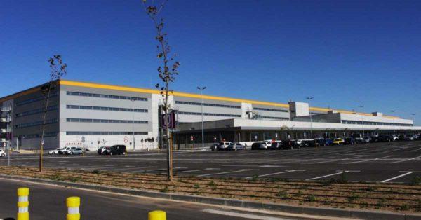 Over 1,100 Enclosures For The New Installations At El Prat
