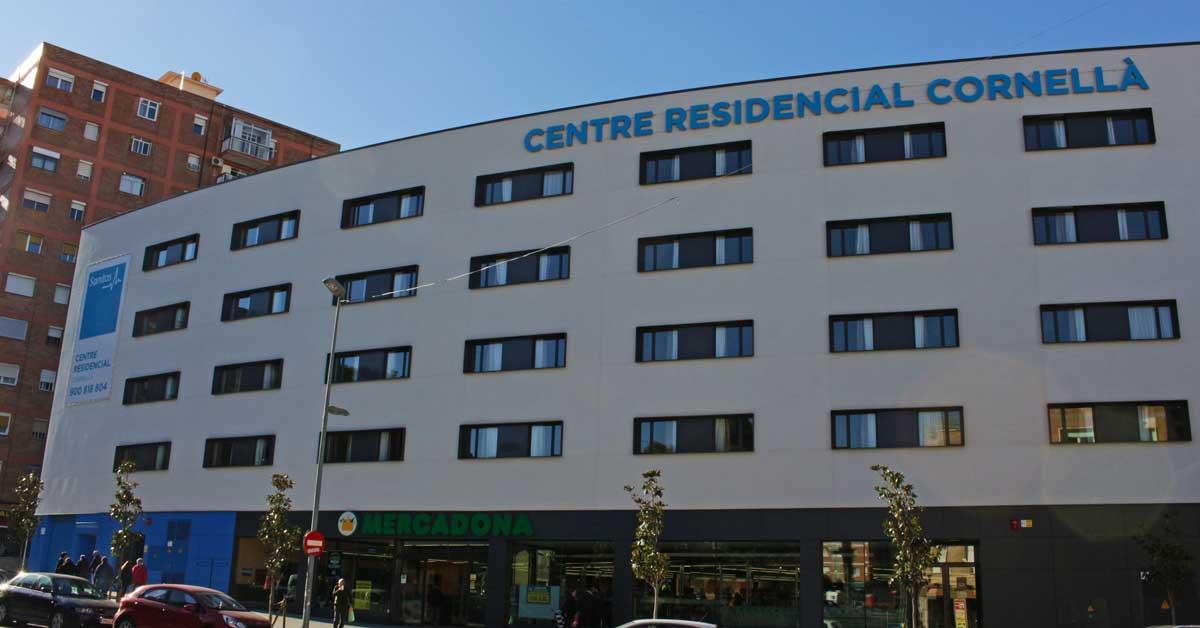 Cerramientos en equipamiento multiusos en Cornellà de Llobregat