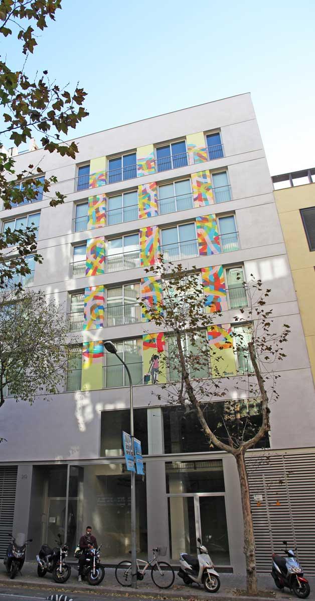 Tancaments Per A Aparthotel Al Centre De Barcelona