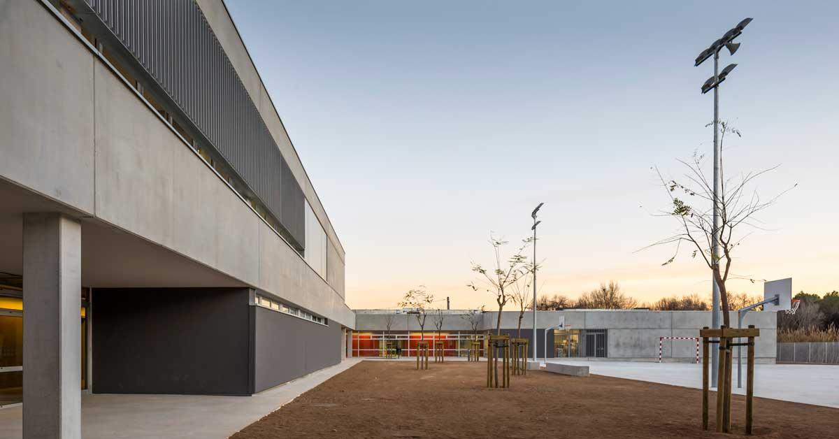 Tancaments Del Nou Centre Escolar De Lliçà De Vall