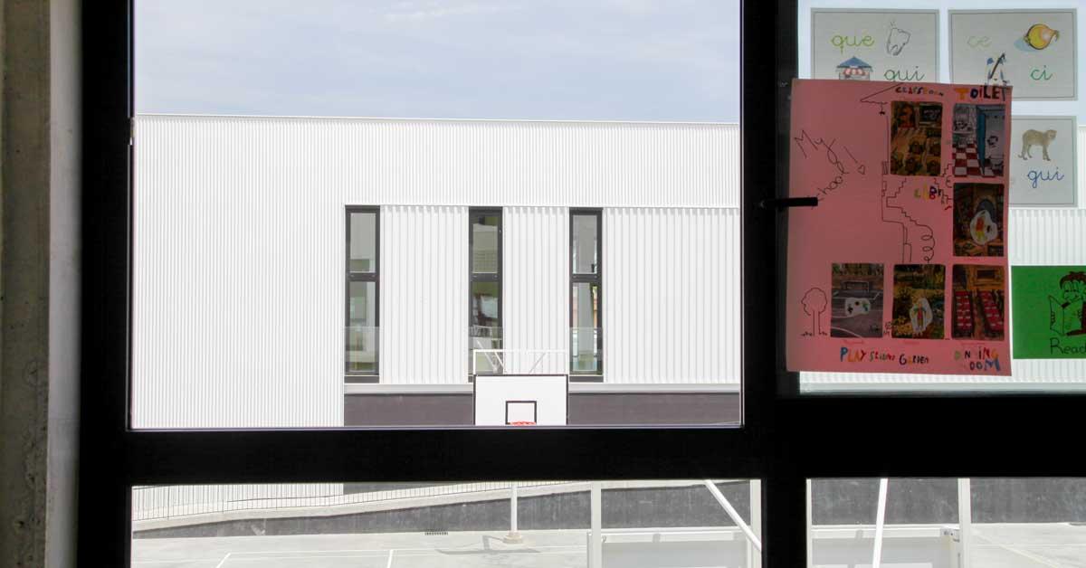 Tancaments Per A La Nova Escola De Caldes De Malavella