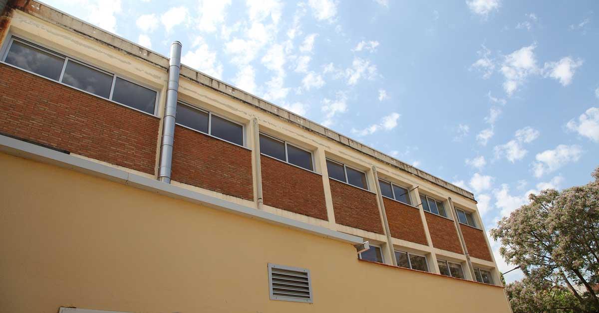 Rehabilitació De Centre Educatiu A Rubí