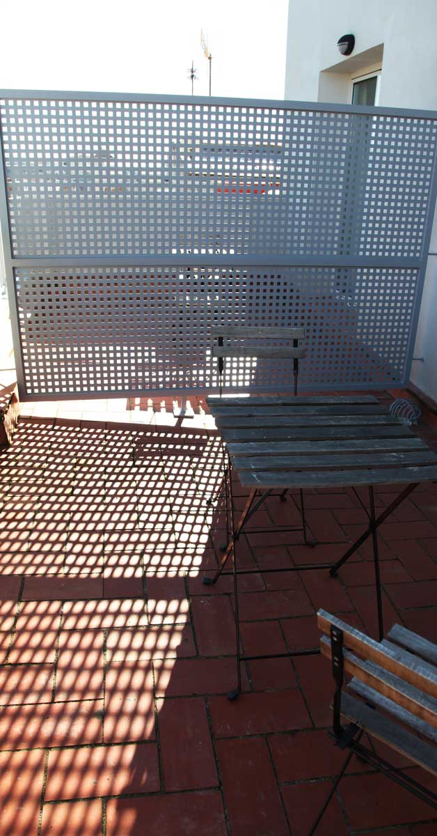 Tancaments D'alumini Ividrieria En Cèntric Hotel De Barcelona