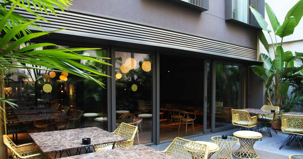Fermetures Et Façade Pour Hôtel 3 étoiles Avec 60 Chambres Dans Le Centre De Barcelone