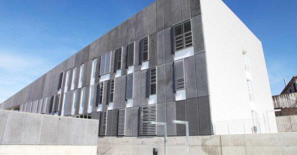 Enclosures For The New Education Centre In Segur De Calafell