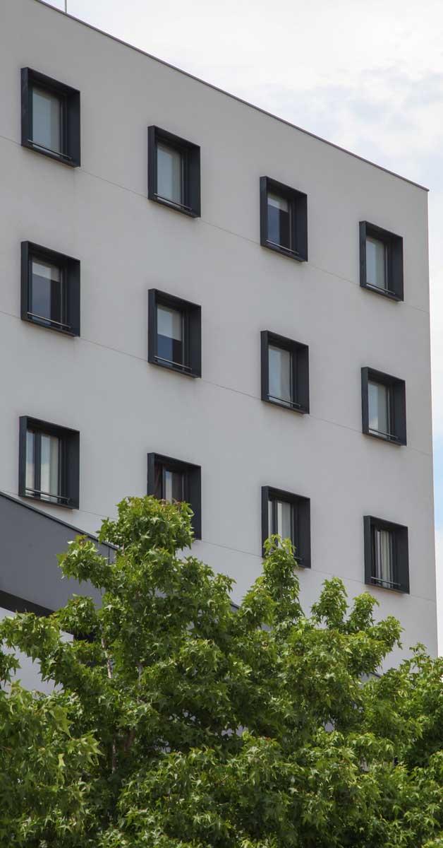 Tancaments Per Residènciade Gent Gran I Centre De Dia A Mollet Del Vallès