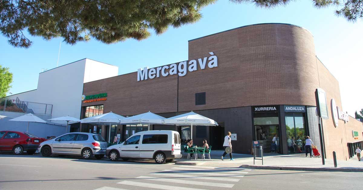Tancaments I Vidrieria Del Nou Mercat De Plaça Catalunya A Gavà