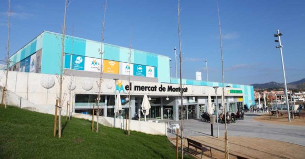 Enclosures And Glazing For The New Municipal Marketplace And Retail Area