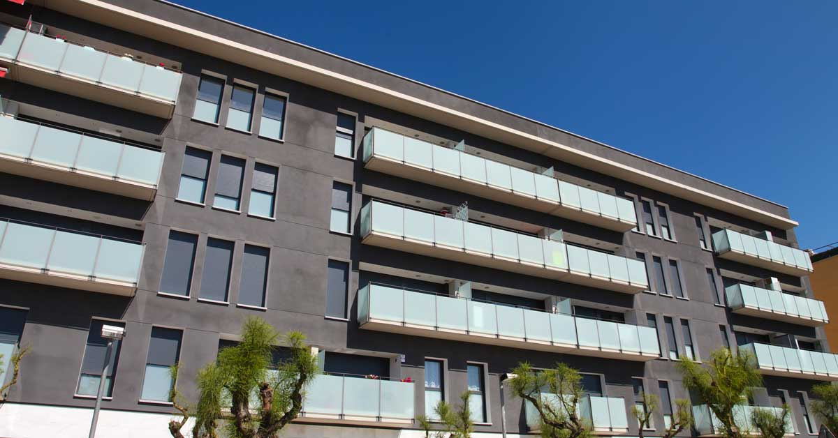 Aluminium Enclosures And Glazing For The Viladecans Site
