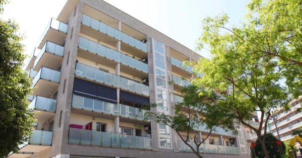 Housing Development In Sant Boi De Llobregat