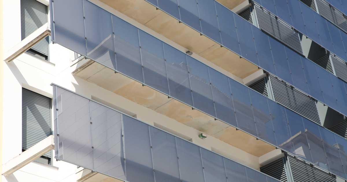 Tancaments De 28 Habitatges De Protecció Oficial A Badalona
