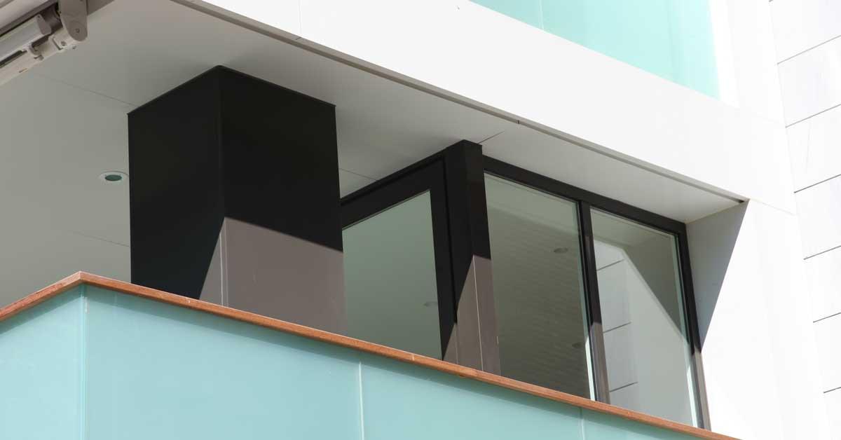 Tancaments En Promoció De 17 Habitatges D'alt Standing A Barcelona