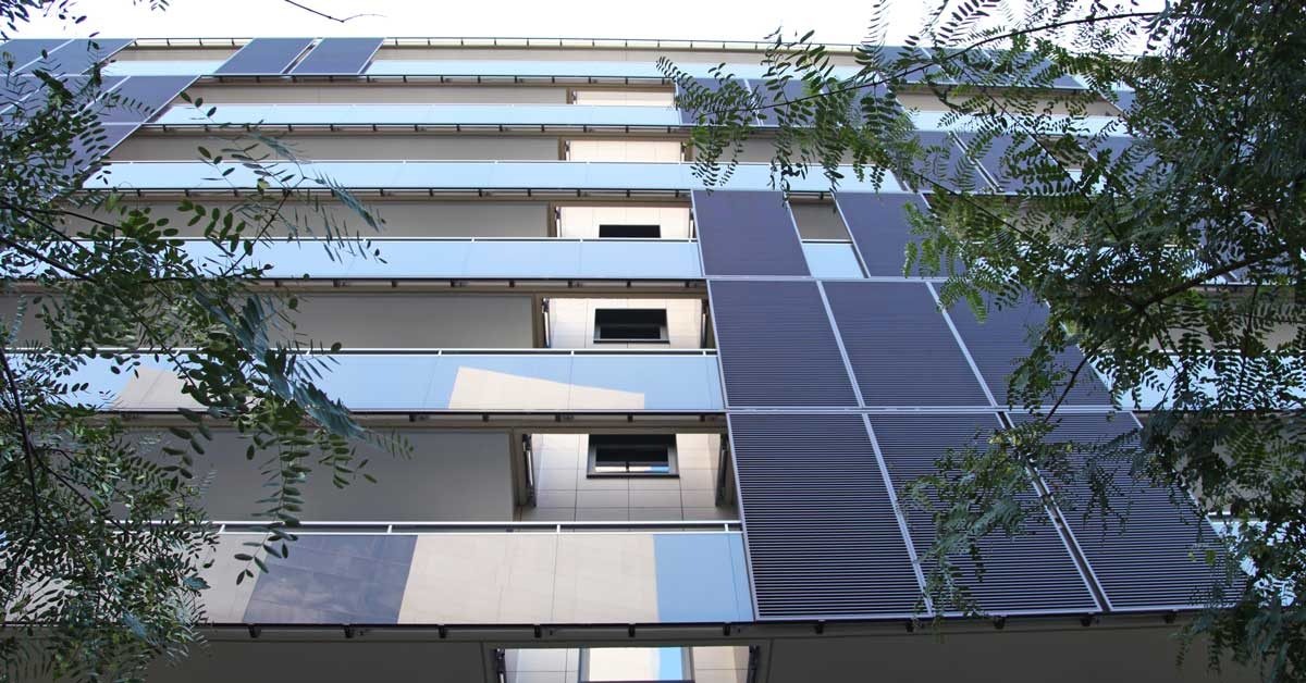 Fermetures Pour Promotion Résidentielle à Barcelone
