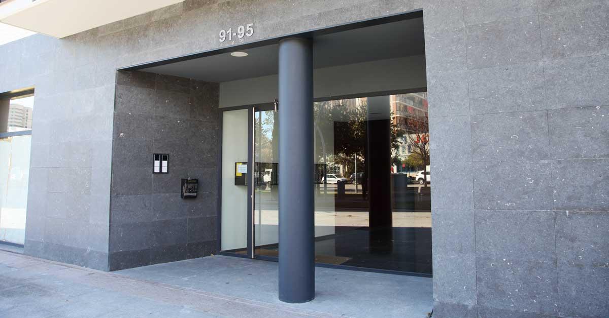 Rehabilitació De Façana Per Augmentar L'eficiència Energètica De L'edifici