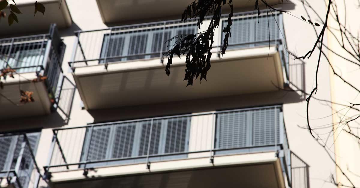 Fermetures Pour Logement Dans Le Quartier De L'Eixample De Barcelone