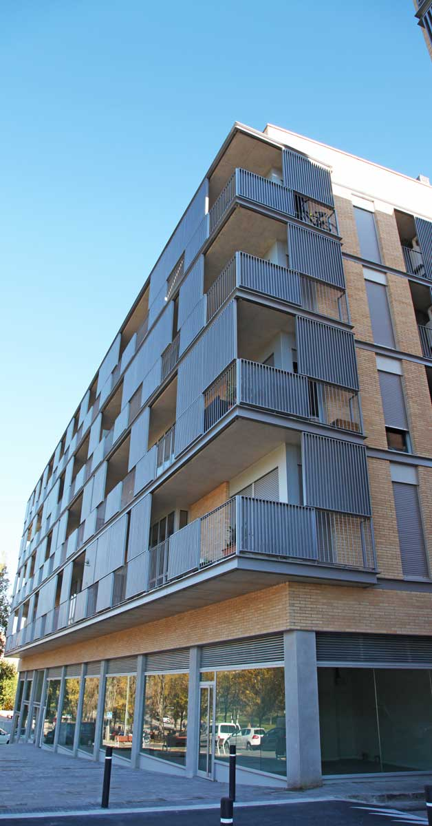 Tancaments En Promoció D'habitatge A Sant Cugat Del Vallès