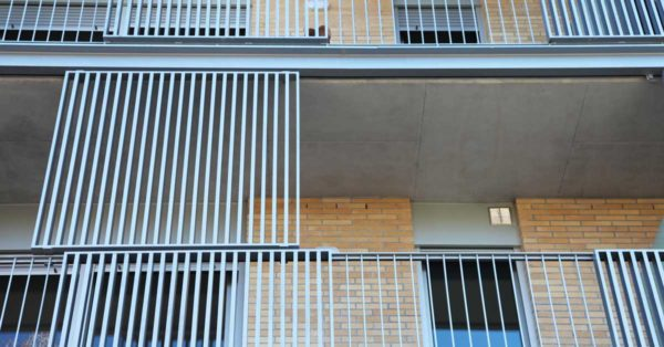Enclosures For The Residential Development At Sant Cugat Del Vallès.