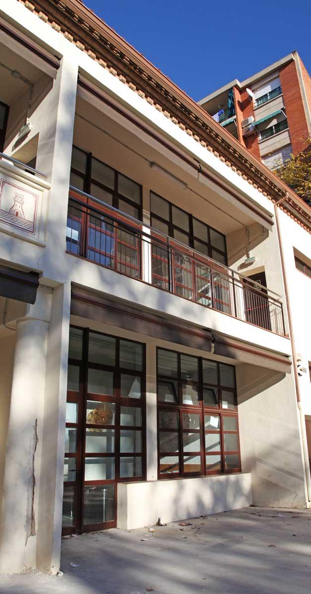Rehabilitaciód'edificicatalogatdestinat A Ensenyament AMartorell