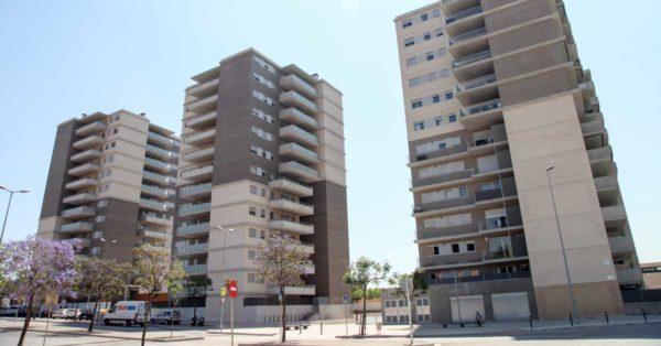 Enclosures For 103 Residences In Sant Joan Despí