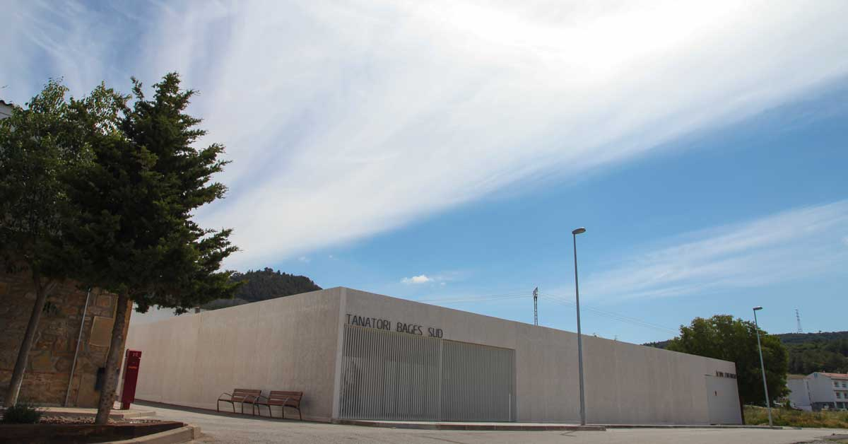 Tancaments D'alumini Illuernesen Nou Equipament A Sant Vicenç De Castellet