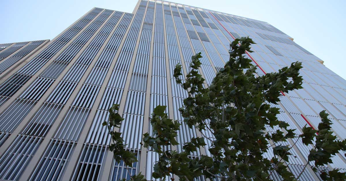 10 000 m² de fermetures en aluminium et verre