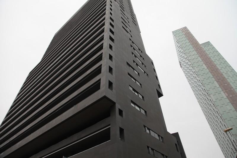 Finalitzats Els Treballs Al Bloc D'habitatges Torre Diagonal