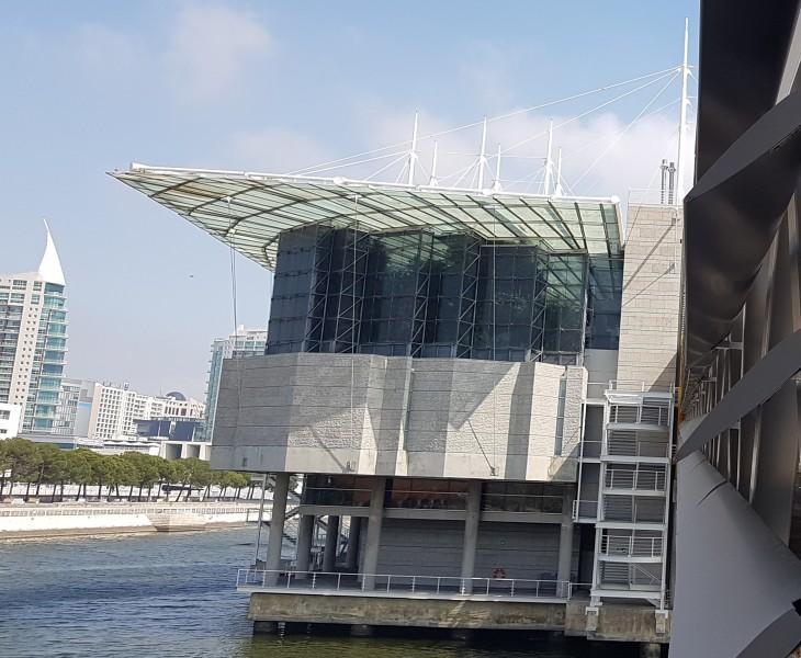 Listas Las Obras De Remodelación Del Oceanario De Lisboa Con Participación De GARCIA FAURA