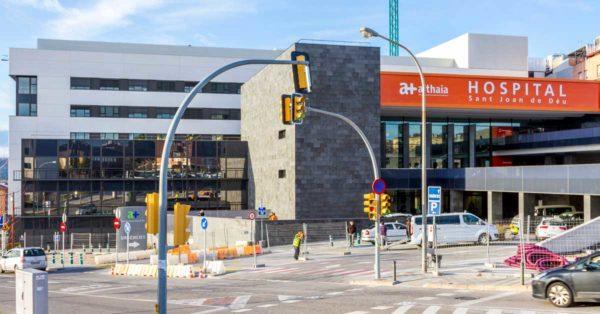Extension Works For The Sant Joan De Déu Hospital In Manresa