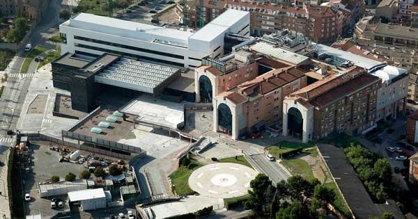 Treballs D'ampliació De L'Hospital Sant Joan De Déu De Manresa