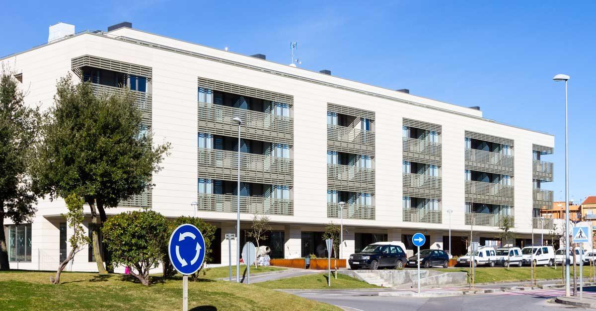 Fermetures Pour Aparthôtel De Nouvelle Construction à Palafrugell