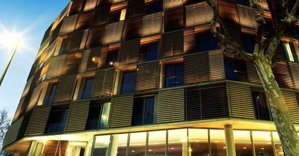 One-off Facade For The Hotel Installation Designed By Alfredo Arribas