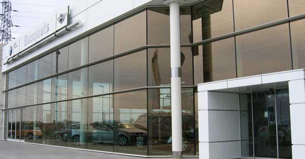 Nou Concessionari De La Marca BMW A Tarragona