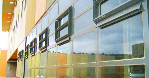 Conjunt De Tancaments Interiors I Exteriors Del Nou Centre Penitenciari De Catalunya