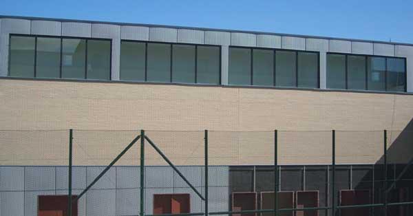 Conjunt De Tancaments Interiors I Exteriors Del Nou Centre Penitenciari De Pamplona