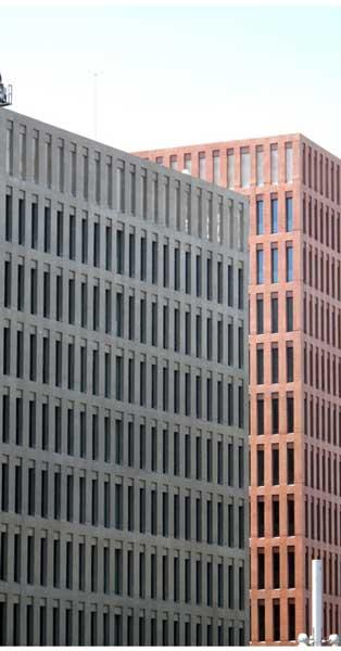 Más De 12.000 Ventanas Para El Complejo Judicial Diseñado Por David Chipperfield