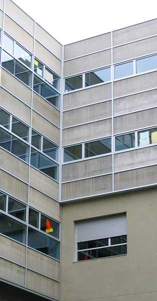 Rehabilitació I Nova Construcció D'aquest Centre Escolar De Barcelona