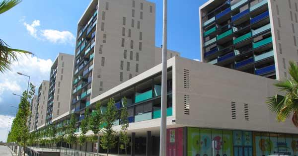 Tancaments Interiors I Exteriors I Vidrieria D'aquests 10 Blocs D'habitatgesa Viladecans