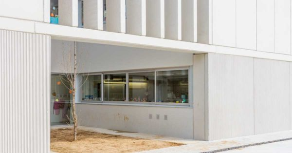 Fabrication And Installation Of Enclosures In The New Education Centre In Mataró