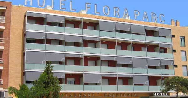 Comprehensive Renovation Of The Hotel Installation With Aluminium And Glazing