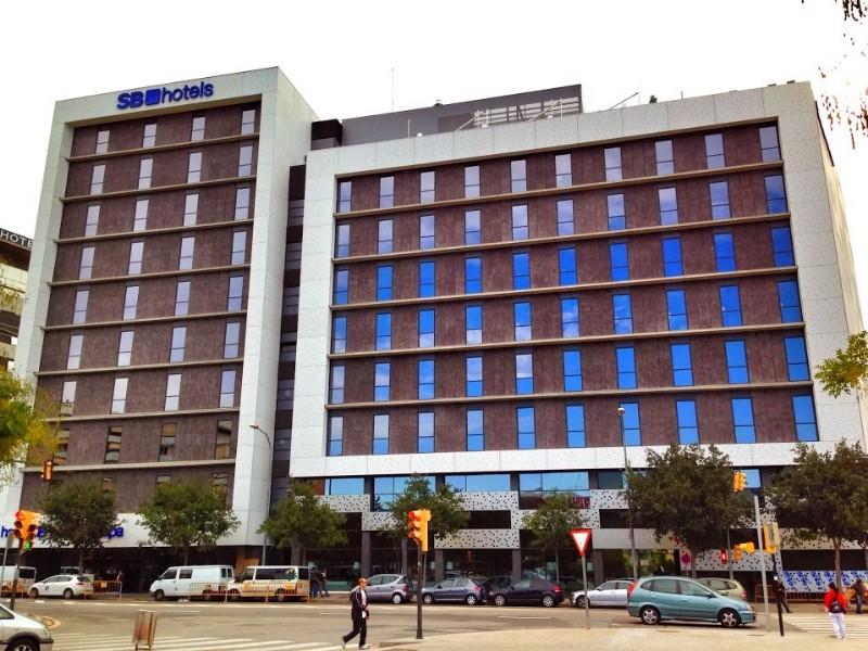 Opened The New SB Plaza Europa Hotel