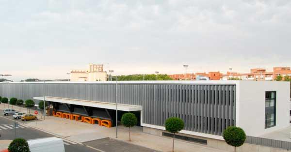 Tancaments I Treballs En Vidreria Del Nou Institut De Secundària De Lleida