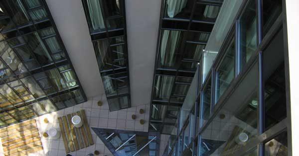 Enclosures And Interior Facade For The Hotel Establishment In The Centre Of Barcelona