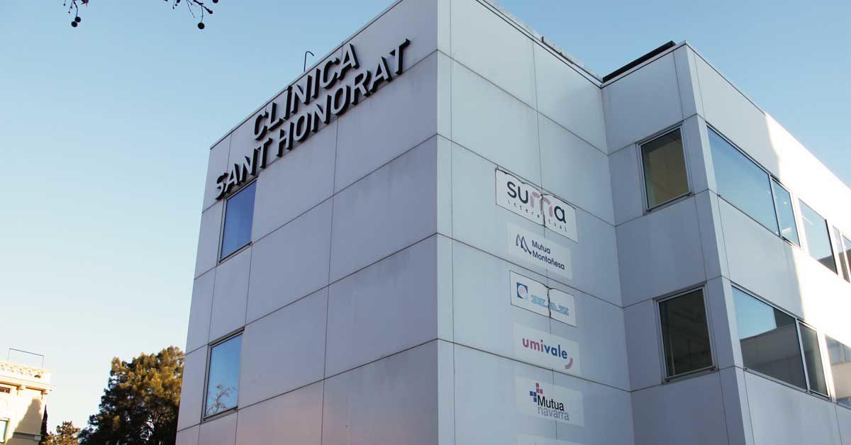 Réhabilitation De L'ancienne Clinique Sant Honorat De Barcelone