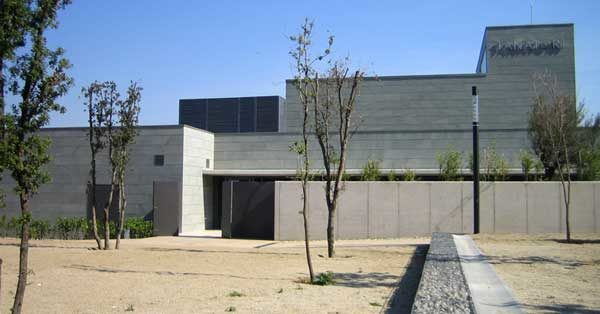 Enclosures And Ironworks For The New Funeral Parlour In The Alt Penedès Capital