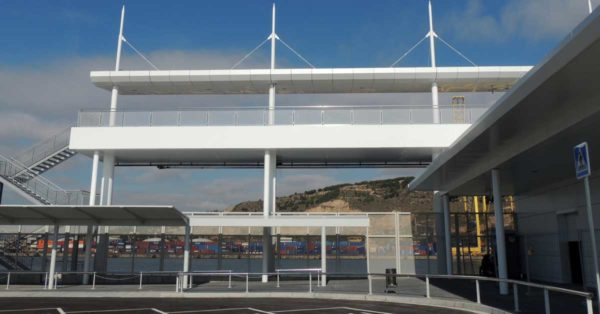 Aluminium, Glazing And Cladding For The New Port Of Barcelona Terminal