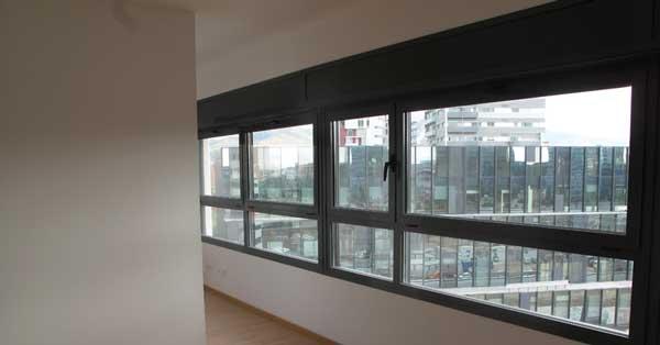 Conjunto residencial de 100 viviendas obra del arquitecto Oriol Bohigas