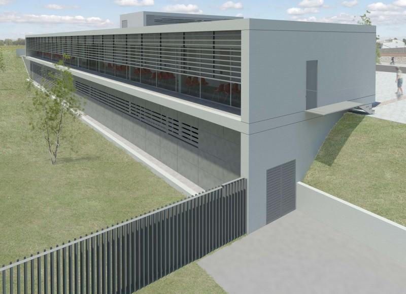 Tancaments Per Al Nou Ambulatori De Sant Pere De Ribes
