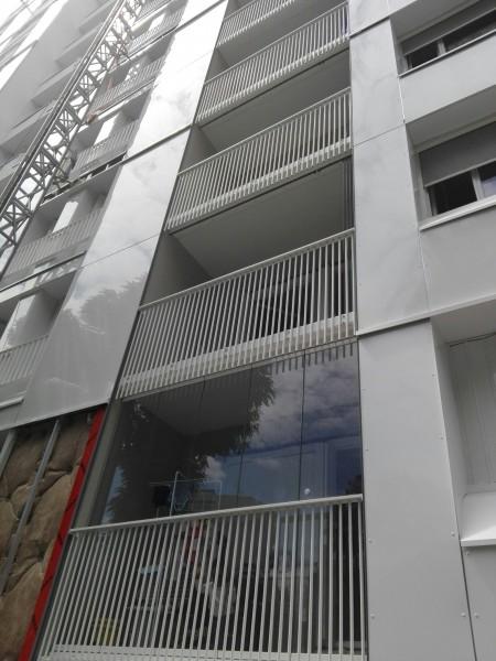 Tancaments Climàtics Per A Un Complex Residencial A París